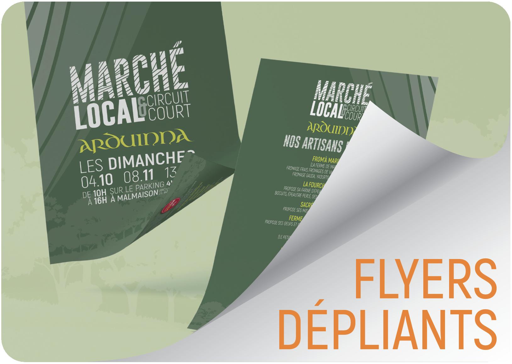 flyers- dépliants-OrangeDiffusion